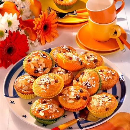 Rosinen-Muffins Rezept