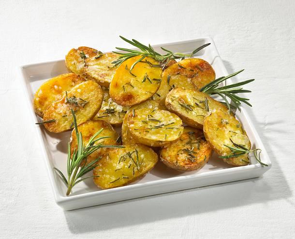 Rosmarin-Meersalz-Kartoffeln Rezept