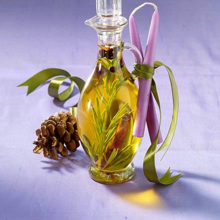 Rosmarin-Zimt-Öl Rezept