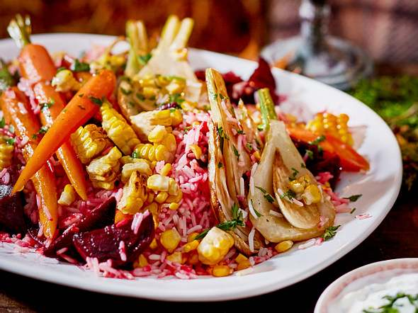 Herbstgemüse – leckere Rezepte mit Kürbis, Kohl & Co. | LECKER