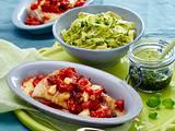 Rotbarsch all'italiana Rezept