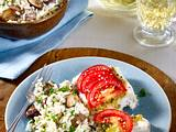Rotbarsch mit Kräuterhaube zu Pilzrisotto Rezept