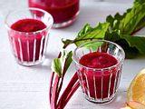 Rote-Bete-Apfel-Smoothie Rezept