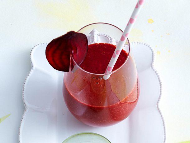 Rote-Bete-Aprikosen-Smoothie Rezept