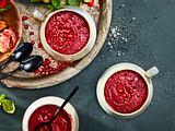 Rote-Bete-Cremesüppchen Rezept