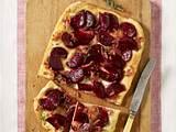Rote-Bete-Pizza Rezept