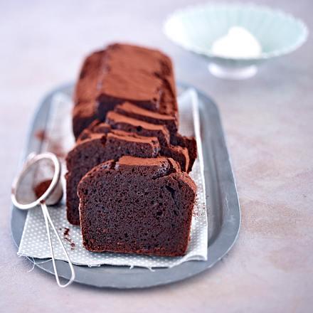 Rote Bete-Schoko-Kuchen Rezept
