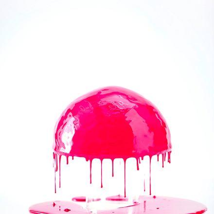 Rote-Bete-Schokokuchen mit Mirror Glaze Rezept