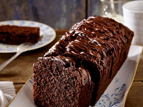 Rote Bete-Schokoladenkuchen Rezept