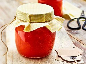 Rote Paprika-Chili-Marmelade Rezept