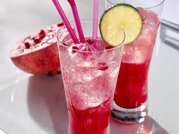 Roter Drink Rezept