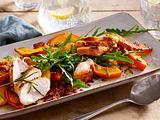 Roter Reis mit Kürbis und Hähnchenbrustfilet Rezept