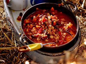 Rotes Linsen-Chili Rezept