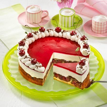 Rotkäppchen-Kirsch-Torte Rezept