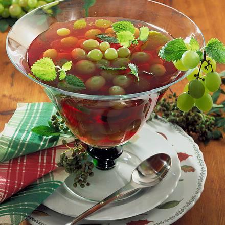 Rotwein-Traubengelee Rezept