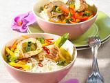 Rouladen auf asiatische Art Rezept
