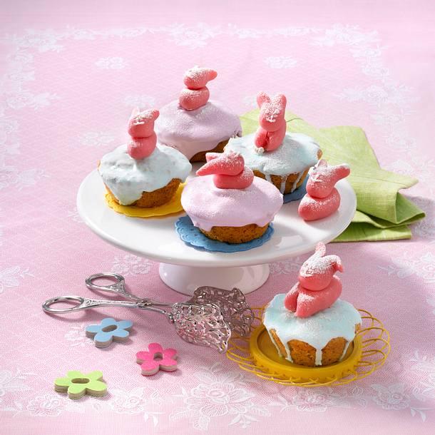 Rübli-Muffins Rezept