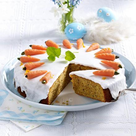 Rübli-Torte Rezept