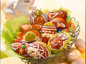 Rüebli-Haferflocken-Muffins Rezept