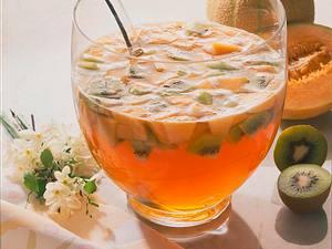 Rum-Melone Rezept
