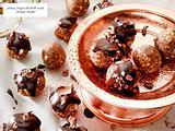 Rumkügelchen mit Datteln Rezept