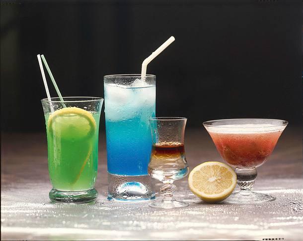 Rumtopf-Cocktail Rezept