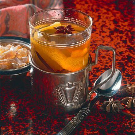 Russischer Teepunsch Rezept