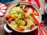 Rustikaler Kartoffeleintopf Rezept