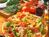 Rustikaler Salat Rezept