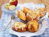 Saftige Apfelschnecken Rezept