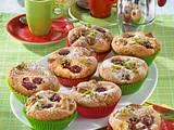 Saftige Kirsch-Marzipan-Muffins Rezept