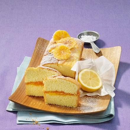 Saftiger Limonadenkuchen Rezept
