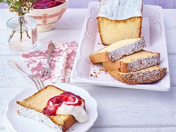 Saftiger Marzipan-Kastenkuchen Rezept