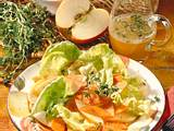 Salat mit Honig-Thymian-Marinade Rezept