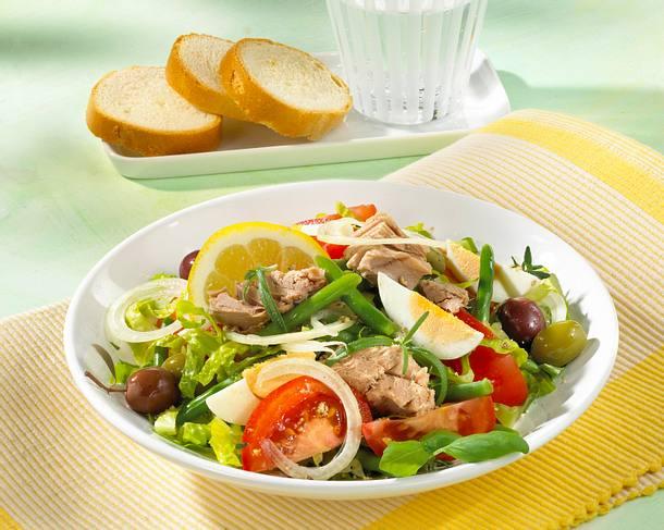 Salat Nizza Rezept