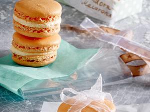 Sanddorn-Macarons Rezept
