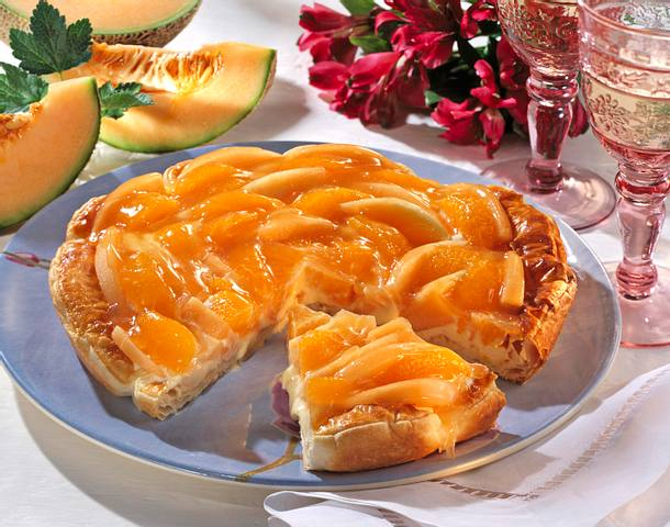Sangria-Obst-Torte Rezept