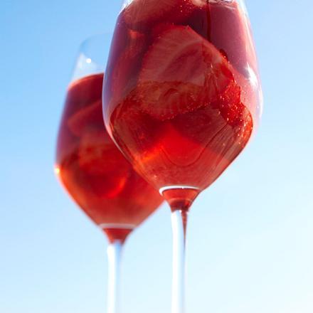 Sansibars Erdbeerbowle Rezept