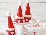 Santas Cupcakes Rezept
