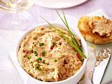 Sardinen-Paprika-Pastete (Sardinen-Rillettes) Rezept