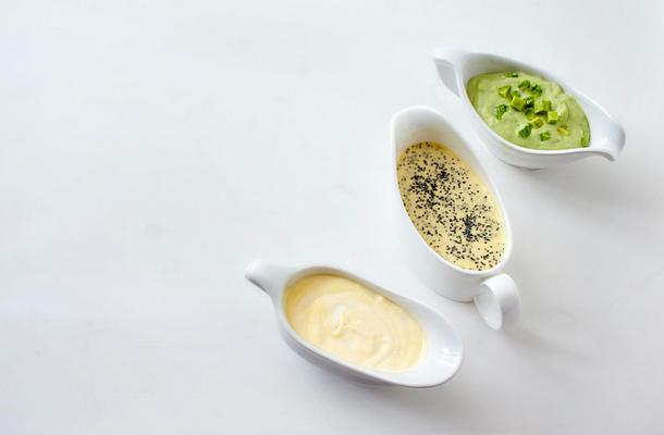 Sauce Hollandaise mit Avocado Rezept