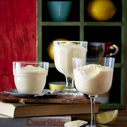 Sauer macht lecker: Zitronencreme Rezept