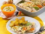 Sauerfleisch mit Joghurt-Remoulade Rezept