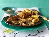 Sauerkraut mit Salsicce-Wurst und Gnocchi Rezept