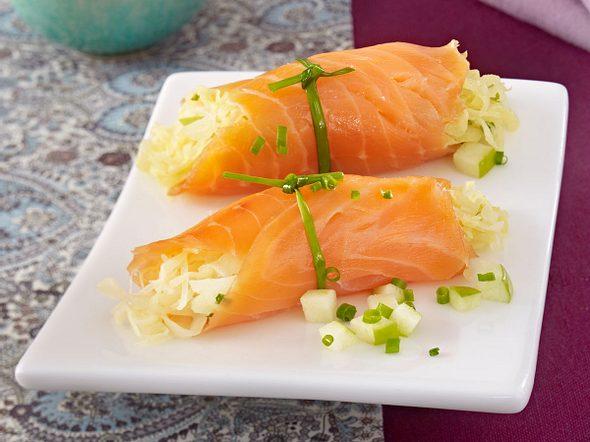 Sauerkraut- Rouladen Rezept