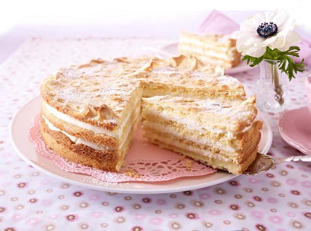 Saure-Sahne-Torte Rezept