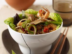 Scharfe Garnelen mit Wok-Gemüse (Promi- Wayne Carpendale) Rezept
