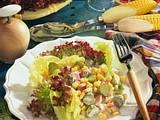 Schinken-Mais-Salat Rezept
