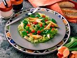Schinken-Spargelsalat Rezept