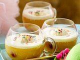 Schlamm-Bowle mit Früchten Rezept